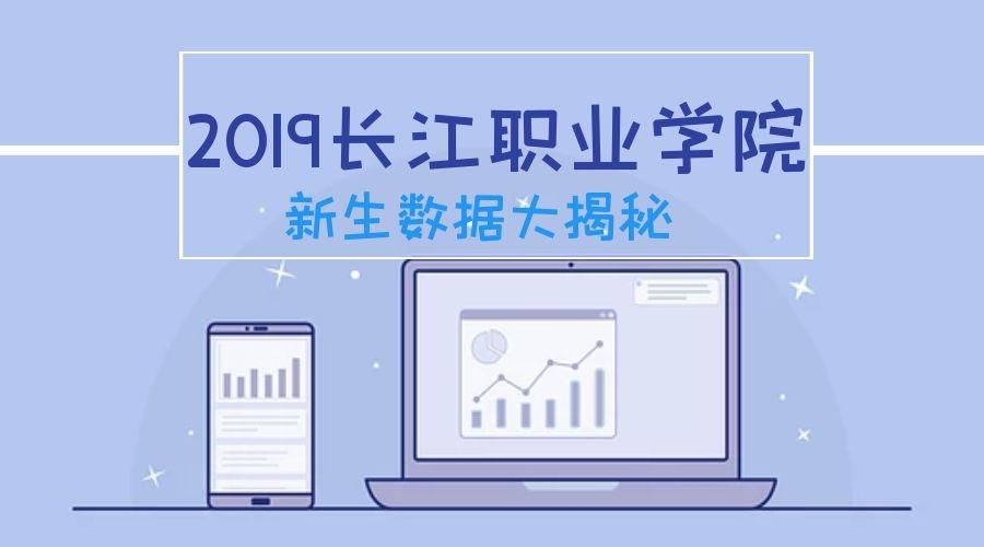 2019长江职业学院新生数据大揭秘